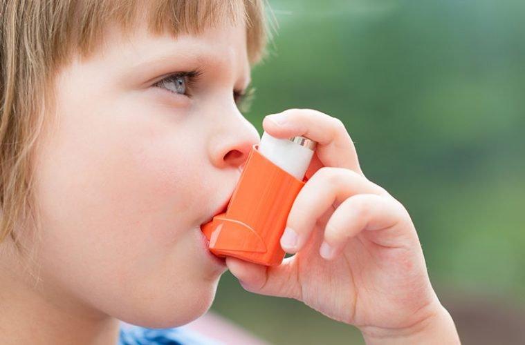 penyebab asma, penyebab asma pada anak