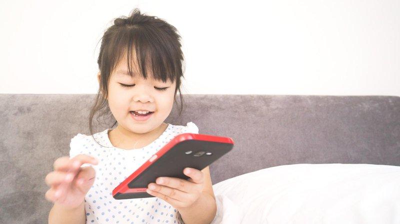 cara agar anak suka olahraga dengan gadget