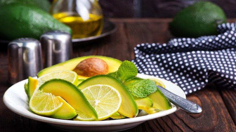 avokad salad