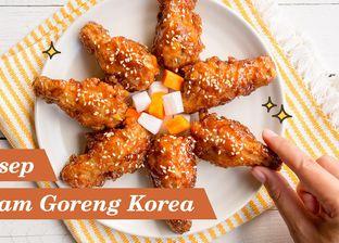 Yuks Bikin Ayam Goreng Korea Bercita Rasa Pedas Manis, Ini Resepnya!