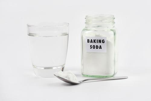 bahan alami dapur baking soda