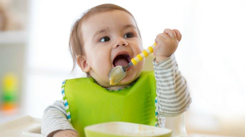 seperti apa jadwal makan bayi 8 bulan yang tepat