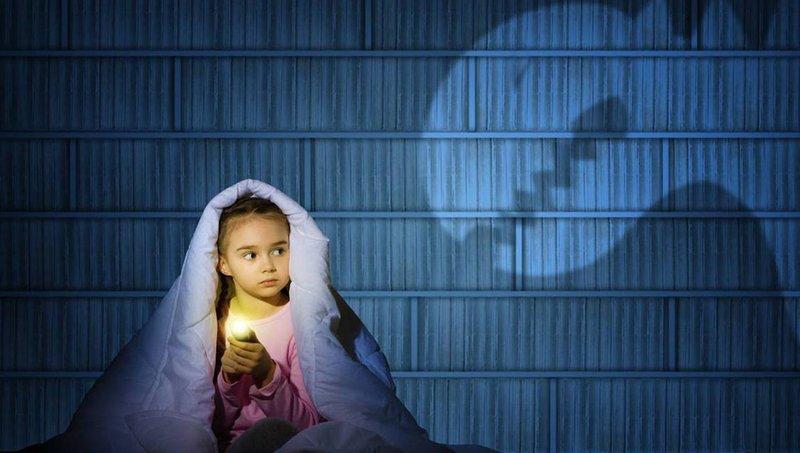 balita suka menonton film horor waspada dengan akibatnya, moms 2