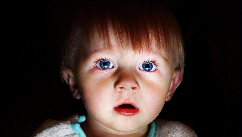 balita suka menonton film horor waspada dengan akibatnya, moms 3