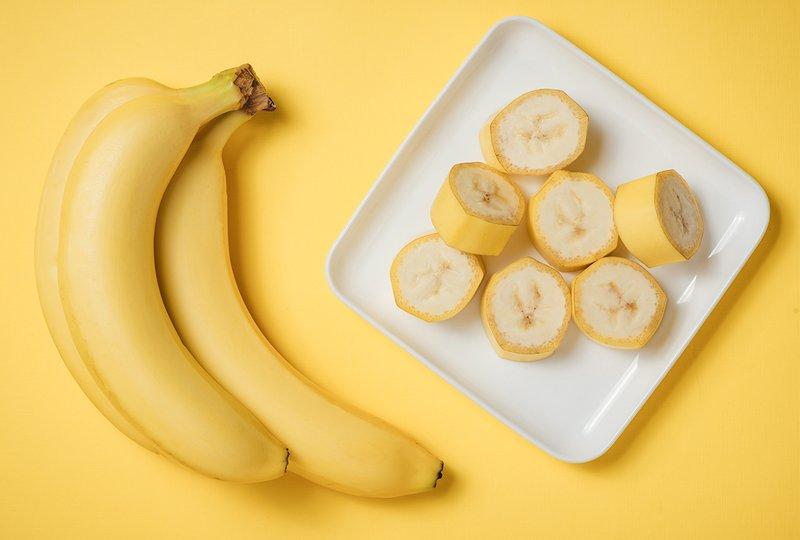 buah untuk paru-paru adalah pisang