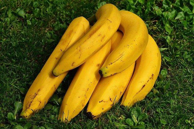 manfaat pisang buah penambah darah
