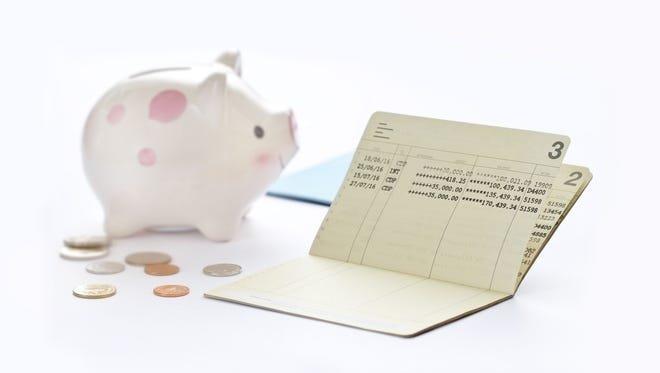 ajarkan anak menabung di bank