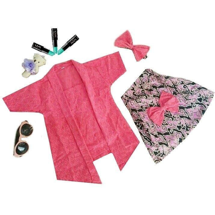 batik bocah