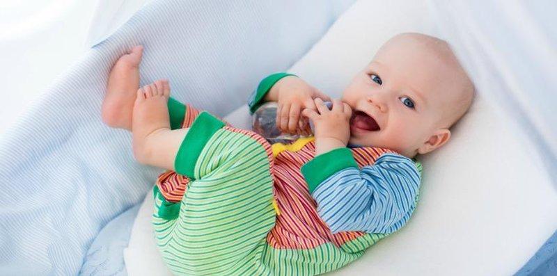 bayi bebas bergerak
