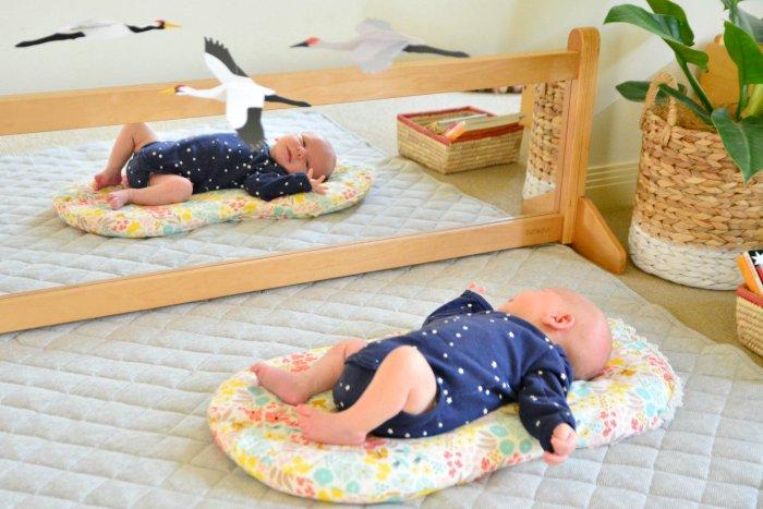 Cara Membuat Kamar Bayi Menjadi Ruang Montessori -2