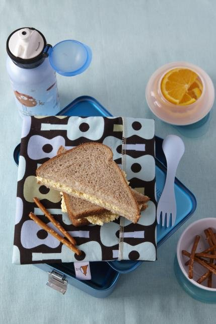 makan siang sehat untuk anak, bekal anak