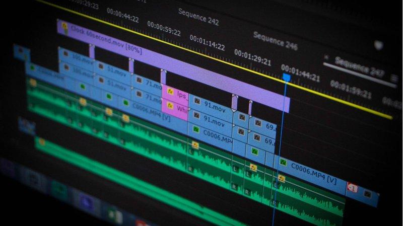 belajar editing video