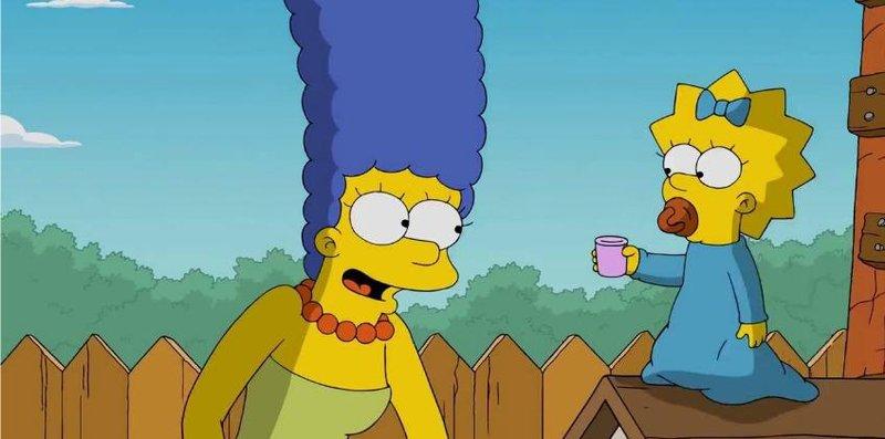 belajar menjadi ibu lewat tokoh kartun ini marge simpson