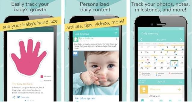 berguna banget, 5 aplikasi ini wajib diunduh ibu hamil ovia pregnancy tracker