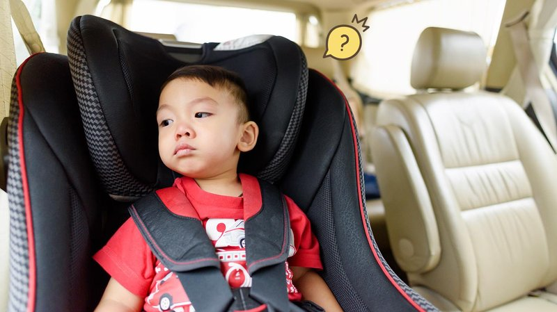 Berkendara Aman Bersama Bayi, Hindari Kesalahan Ini