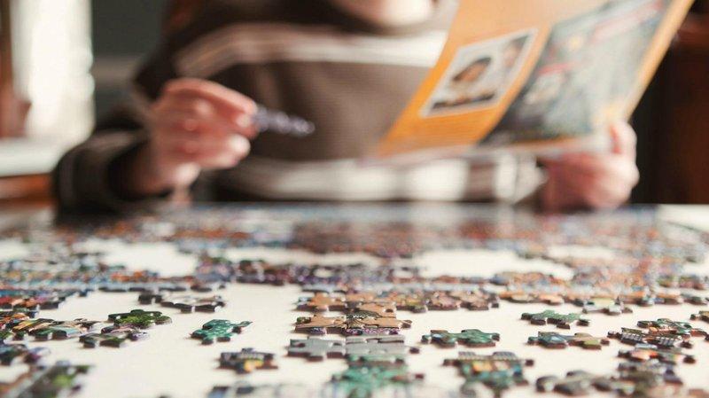 Puzzle - Permainan untuk Mendukung Stimulasi Belajar Anak