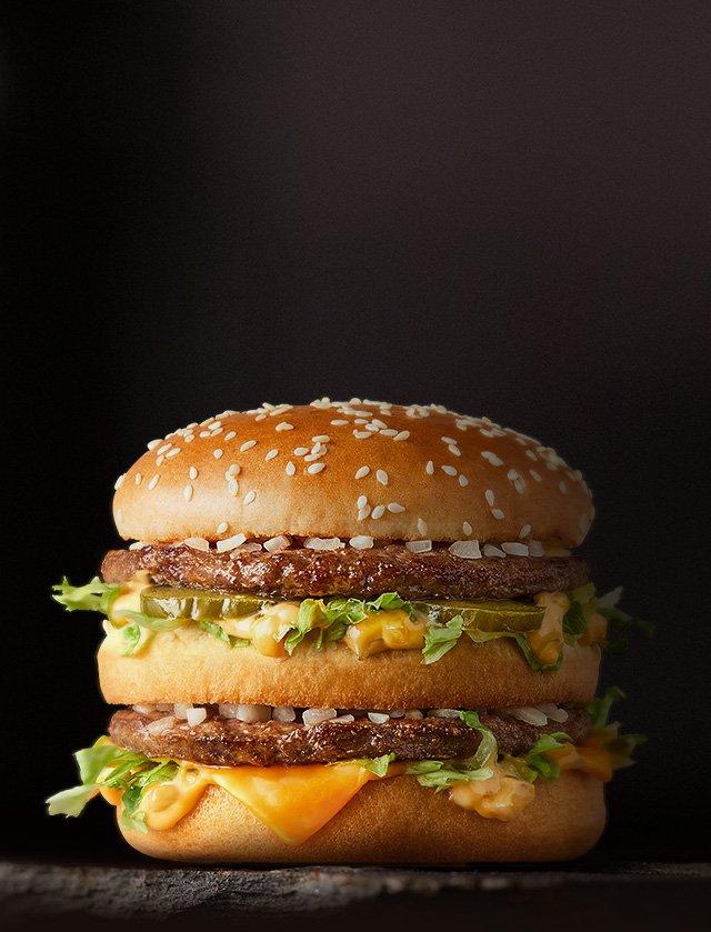resep burger mcd