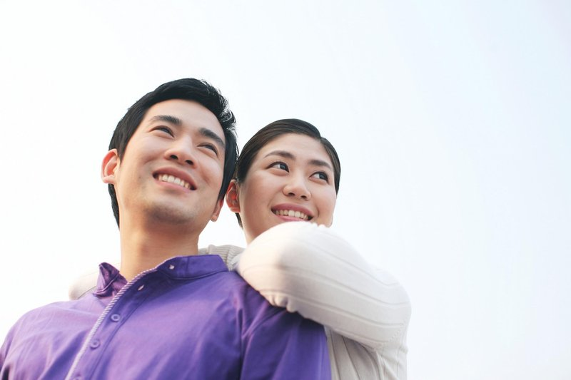 bigstock asian couple 17311214