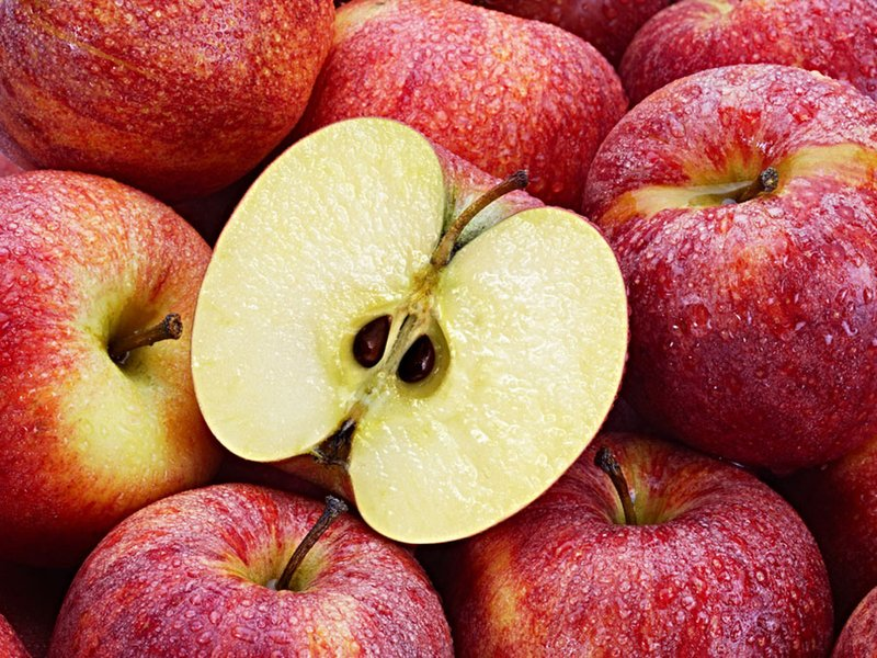 cara agar pipi tembem apel