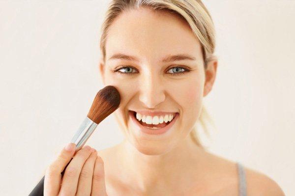 make up natural untuk lebaran