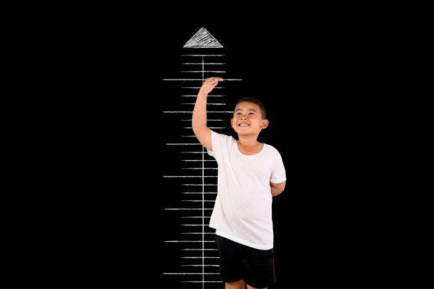Mencapai tinggi badan ideal