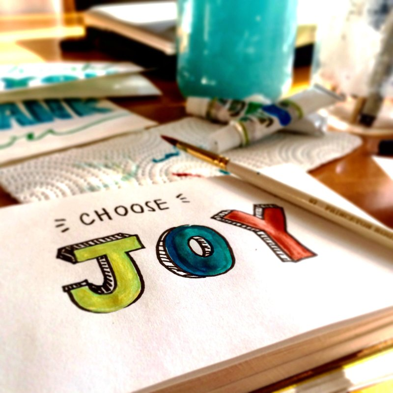 brush happiness joy 22221