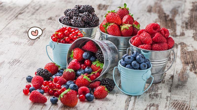 8 Pilihan Buah untuk Diabetes, Mulai dari Apel hingga Kurma   Orami