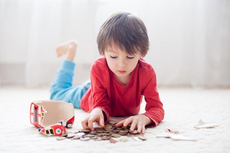 ajarkan anak budgeting