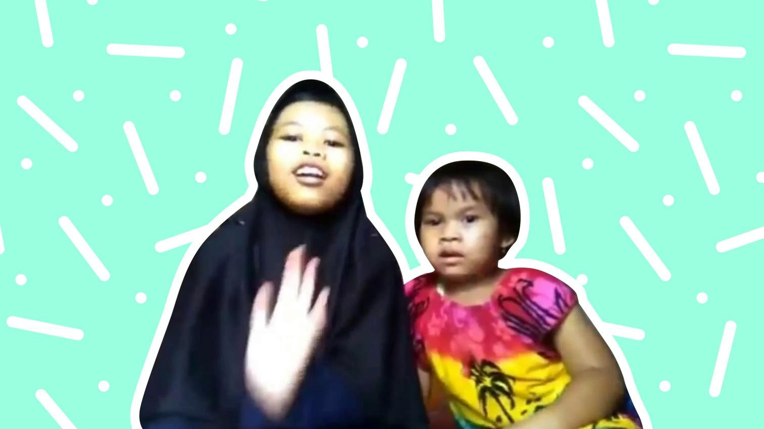 6 Anak Kecil Ini Jadi Terkenal Karena Videonya Viral Siapa