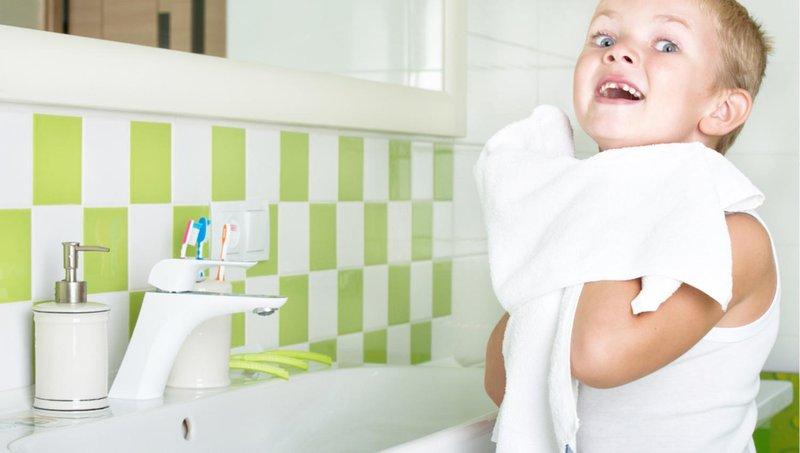 bukan cuma puber, 5 hal ini juga dapat menyebabkan jerawat pada anak 3