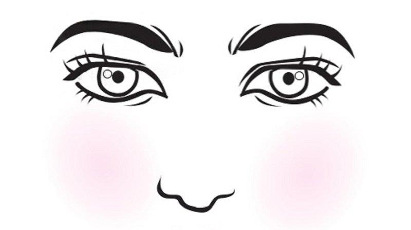 bulu mata mata cekung