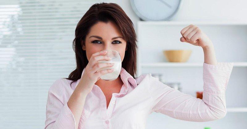 can i drink milk after taking medicine