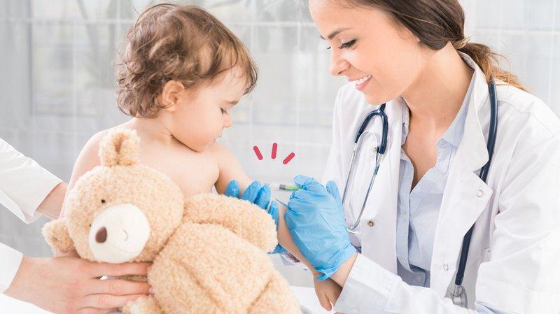 Dampak umum imunisasi atau vaksinasi pada anak