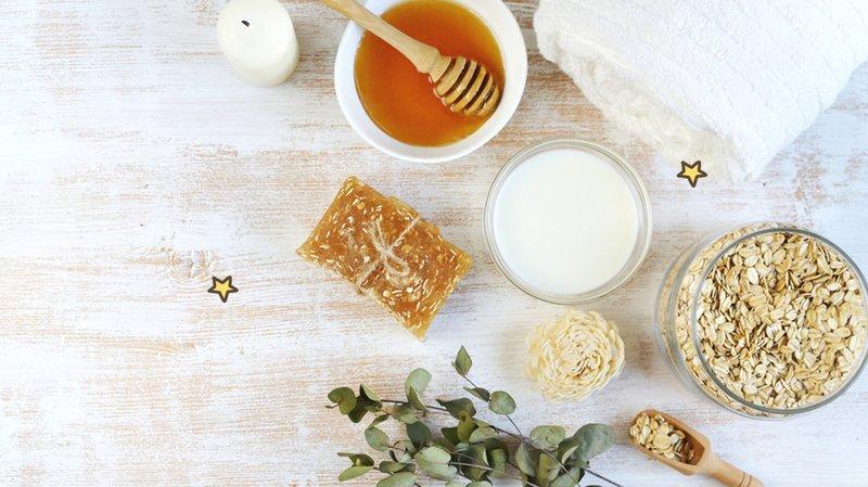 cara membuat masker madu untuk mengatasi rambut minyak