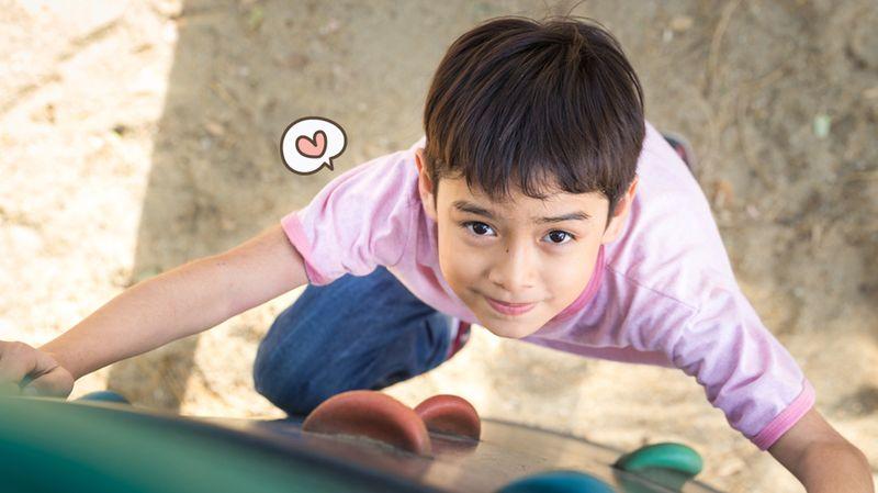 5 Cara Mendidik Anak Menjadi Pemberani