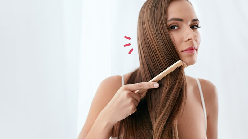 9 Cara Merawat Rambut Smoothing Agar Tetap Sehat Orami