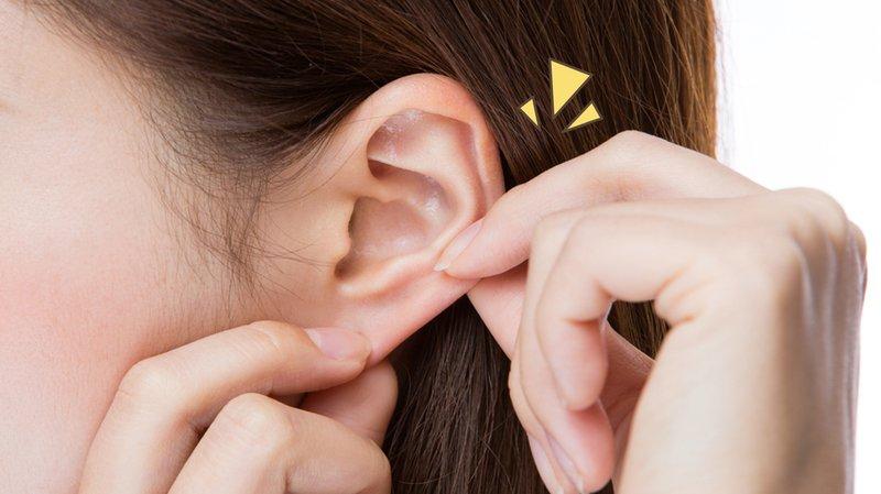 telinga terasa penuh
