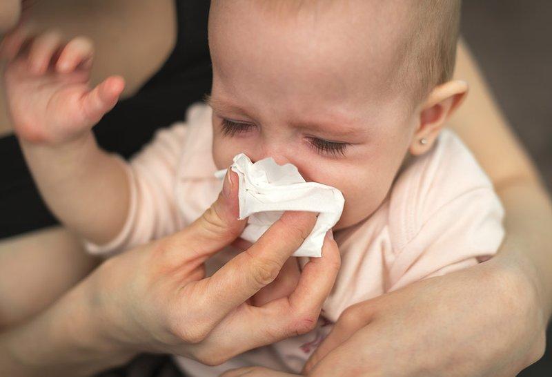 bentuk hidung bayi