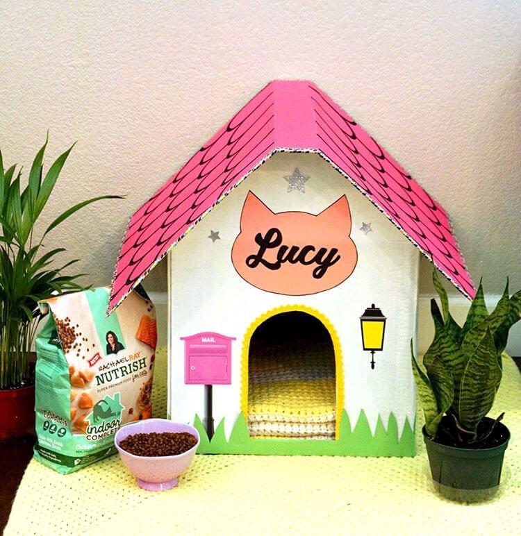 cara membuat rumah kucing dari kardus.jpg