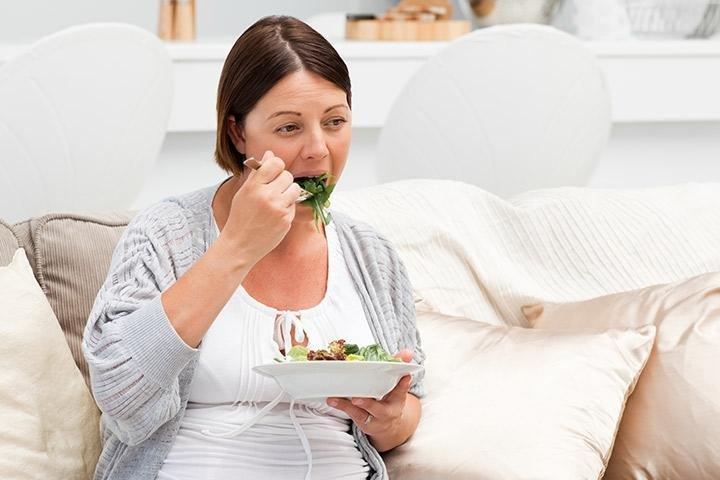 cara mengatur porsi makan saat hamil agar tidak berlebihan 2