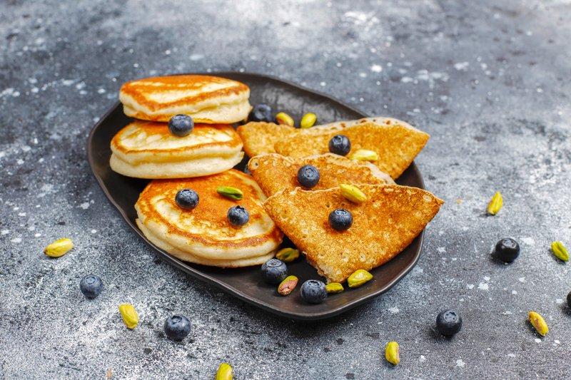 manfaat blueberry saat sarapan