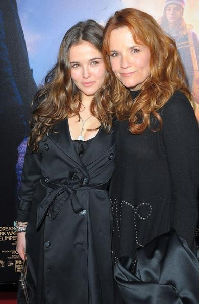 celebrity mother and daughter time lea zoey