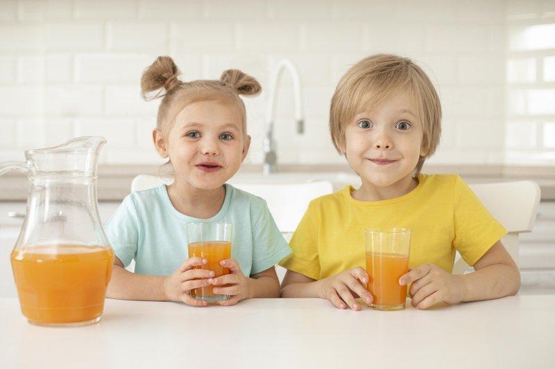Vitamin C dari buah dan sayur dapat mencegah stunting