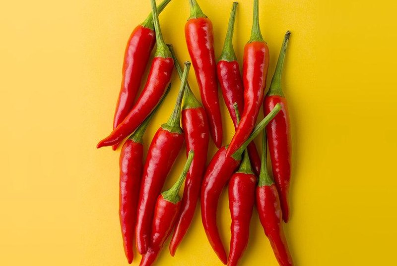chili peppers 0