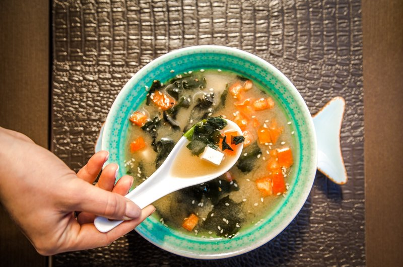 Miso sebagai makanan fermentasi dapat diolah menjadi berbagai hidangan