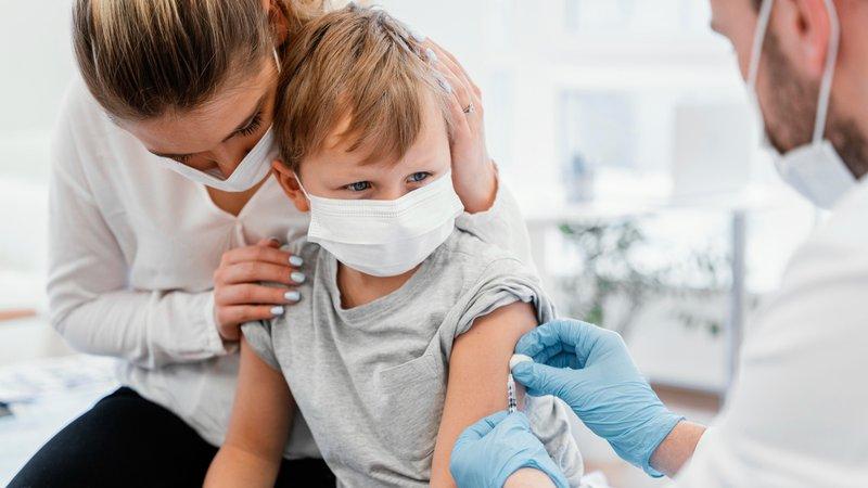 Vaksin Moderna untuk Anak 6 bulan - 11 tahun