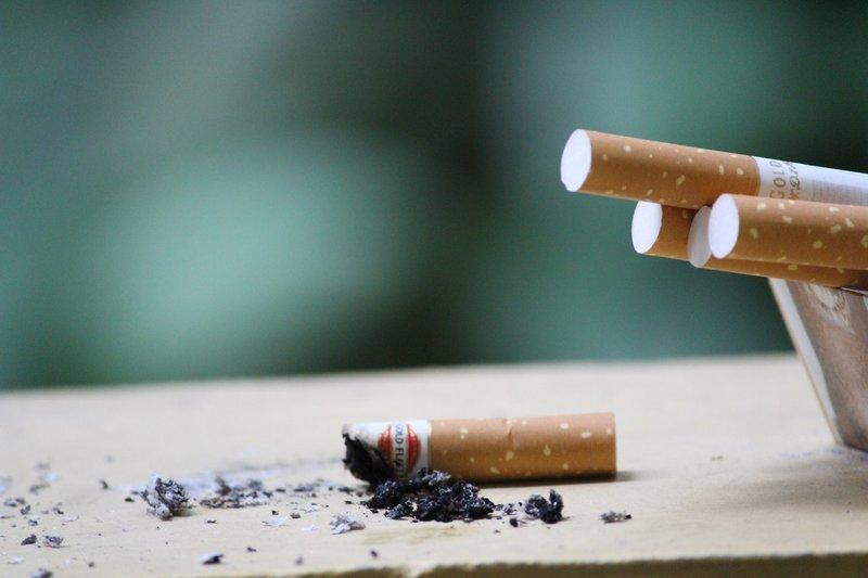 penyebab impotensi: rokok