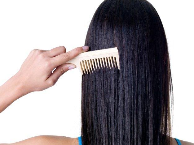 Rambut yang di smoothing bersifat semi permanen