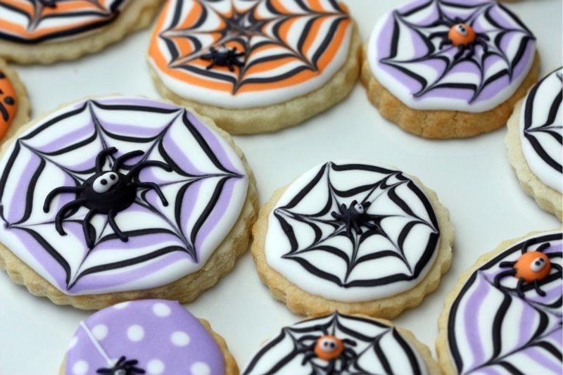 inspirasi cookie untuk halloween