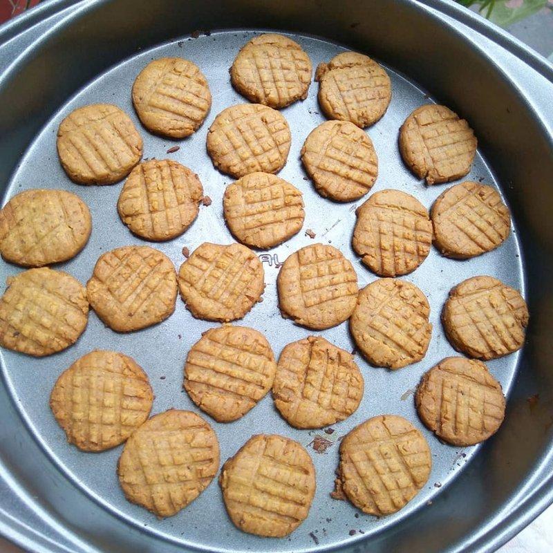 resep cookies kacang